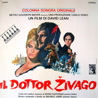 Il dottor Zivago (o.s.t.) - MAURICE JARRE