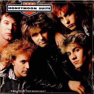 Racing after midnight - HONEYMOON SUITE