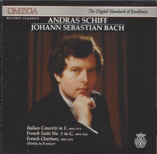 Italian concerto\French suite n°5 in G\French overture - Johann Sebastian BACH (Andras Schiff)