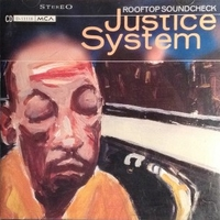 Rooftop soundcheck - JUSTICE SYSTEM