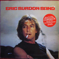 "Eric Burdon band music for film ""Comeback"" - ERIC BURDON band"