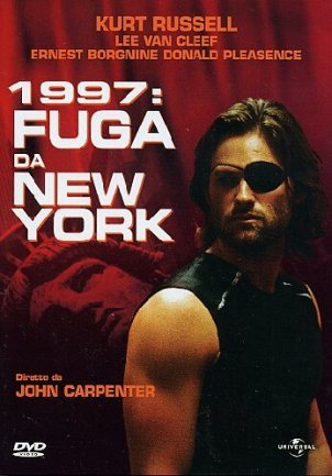 1997: fuga da New York - JOHN CARPENTER