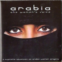 Arabia - The women's voice - VARIOUS