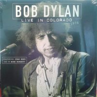 Live in Colorado 1976 - BOB DYLAN
