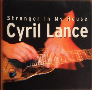 Stranger in my house - CYRIL LANCE