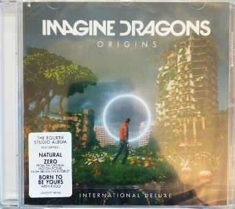 Origins (international deluxe) - IMAGINE DRAGONS