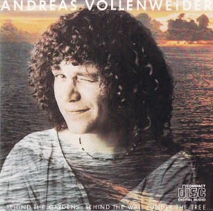 Behind the gardens-behind the wall-under the three... - ANDREAS VOLLENWEIDER