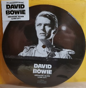Breaking glass (live E.P.) - DAVID BOWIE