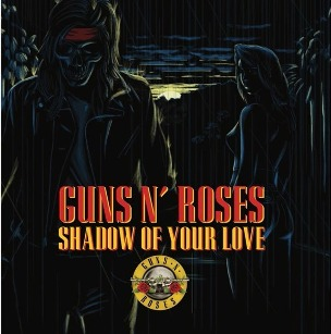 Shadow of your love \ Move to the city (1988 acoustic version) - GUNS N'ROSES