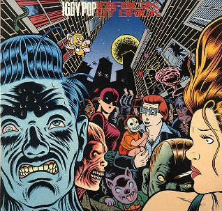 Brick by brick - IGGY POP
