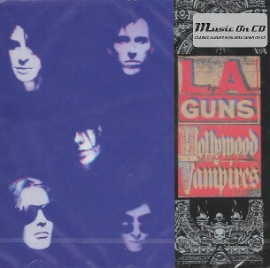 Hollywood vampires - L.A.GUNS
