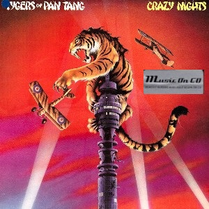 Crazy nights - TYGERS OF PAN TANG