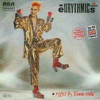 Right by your side \ (party mix) - EURYTHMICS
