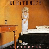 Beethoven (I love to listen to) \ Heaven - EURYTHMICS