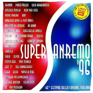 Supersanremo '96 - VARIOUS