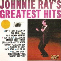 Johnnie Ray's greatest hits - JOHNNIE RAY