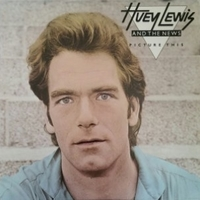 Picture this - HUEY LEWIS & THE NEWS