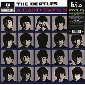 A hard day's night (o.s.t) - BEATLES
