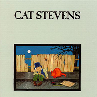 Teaser and the firecat - CAT STEVENS