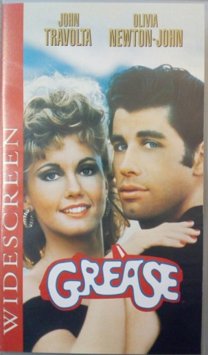 Grease (film) - JOHN TRAVOLTA \ OLIVIA NEWTON-JOHN