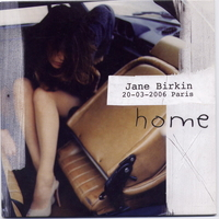 Home (1 track) - JANE BIRKIN