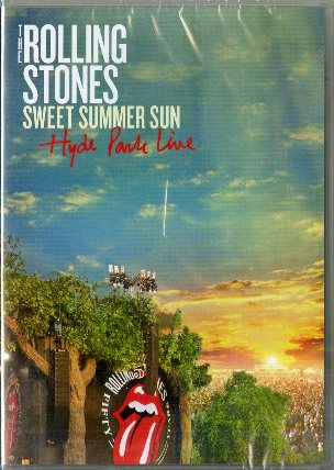 Sweet summer sun - Hyde Park live - ROLLING STONES