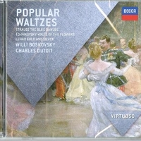 Popular waltzes - WILLI BOSKOVSKY