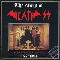 The story of Death SS 1977-1984 - DEATH SS