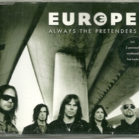 Always the pretender (4 tracks) - EUROPE
