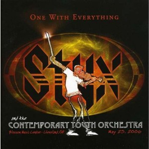 One with everything feat. The Contemporary youth orchestra of Cleveland - STYX