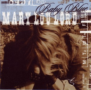 Baby blue - MARY LOU LORD
