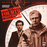 The fourth protocol (o.s.t.) - LALO SCHIFRIN