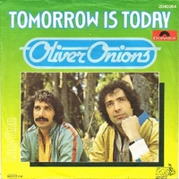 Tomorrow is today \ Lucienne - OLIVER ONIONS