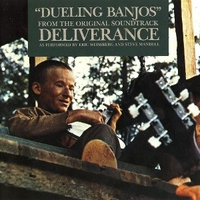 "Dueling banjos from the original soundtrack ""Deliverance""  (o.s.t.) - ERIC WEISSBERG \ STEVE MANDELL"