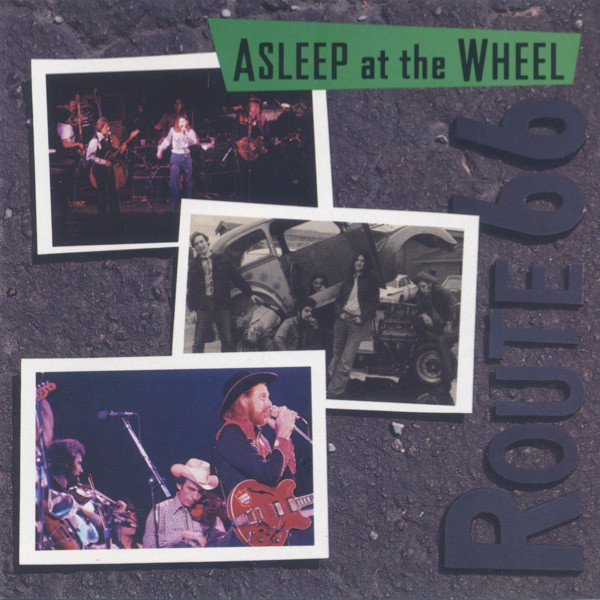 Route 66 - ASLEEP AT THE WHEEL