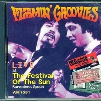 Live at the Festival of the sun Barcelona Spain - FLAMIN' GROOVIES