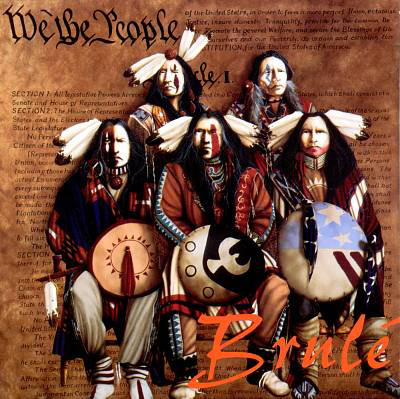 We the people-A tribal gathering of music - BRULE'