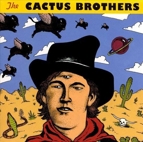 The Cactus brothers - CACTUS BROTHERS