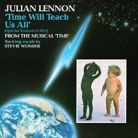 Time will teach us all (special ext.mix) - JULIAN LENNON