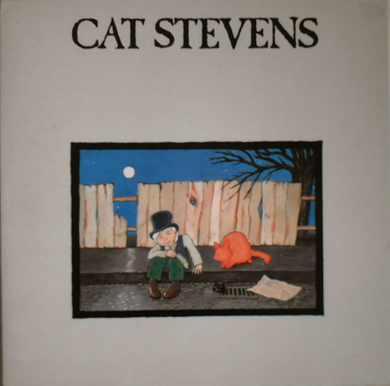 Teaser & the firecat - CAT STEVENS