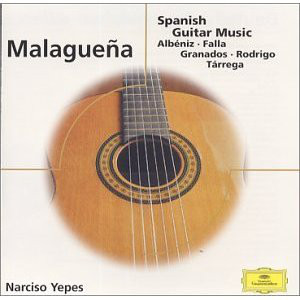 Malaguena-Spanish guitar music - NARCISO YEPES