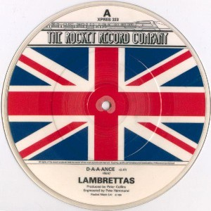 D-a-a-ance \ (Can't you) feel the beat - LAMBRETTAS