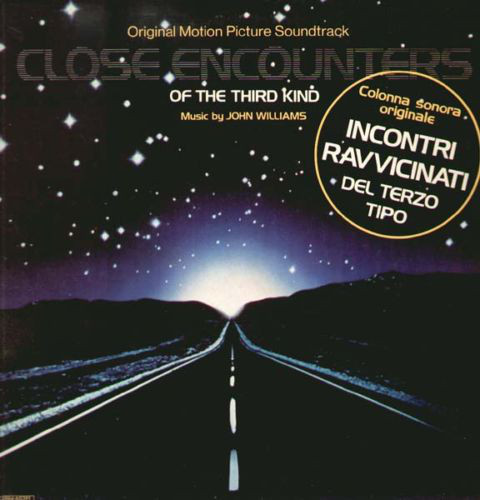 Close encounters of the third kind (o.s.t.)- Incontri ravvicinati del terzo tipo - JOHN WILLIAMS