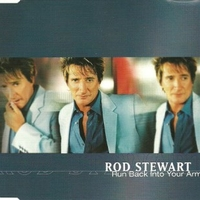 Run back into your arms (3 tracks) - ROD STEWART