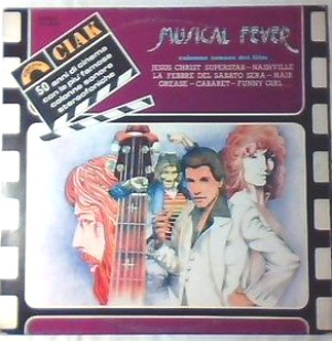 Musical fever - Colonne sonore dei film... - VARIOUS