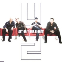Get on your boots (2 tracks+1 track video) - U2