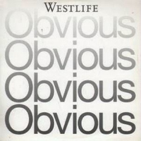 Obvious (1 track) - WESTLIFE