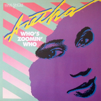 Who's zoomin' who (dance mix) - ARETHA FRANKLIN