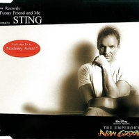 My funny friend and me (3 vers.) - STING