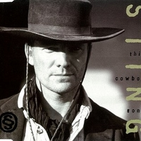 This cowboy song (4 tracks) - STING